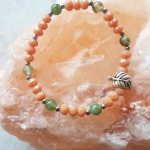 Bracelet «Nature retrouvée»