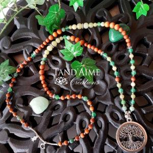 Mala «Divine Gaia»