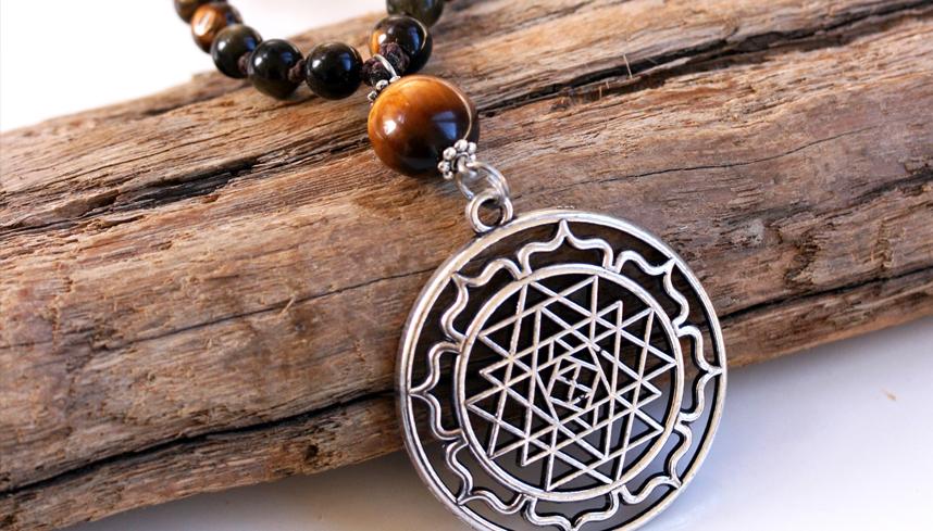 Hindouïsme : le Shri Yantra, géométrie sacrée