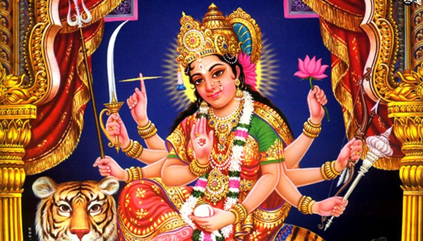 Hindouïsme : Durga la douce, Durga la terrible