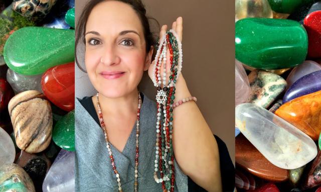 Lithothérapie : 4 pierres plébiscitées par les femmes