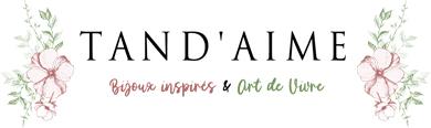 TAND'AIME - Création de bijoux en pierres naturelles, japa malas de méditation, lithothérapie, numérologie