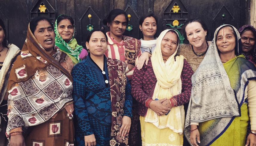 Les veuves de Vrindavan