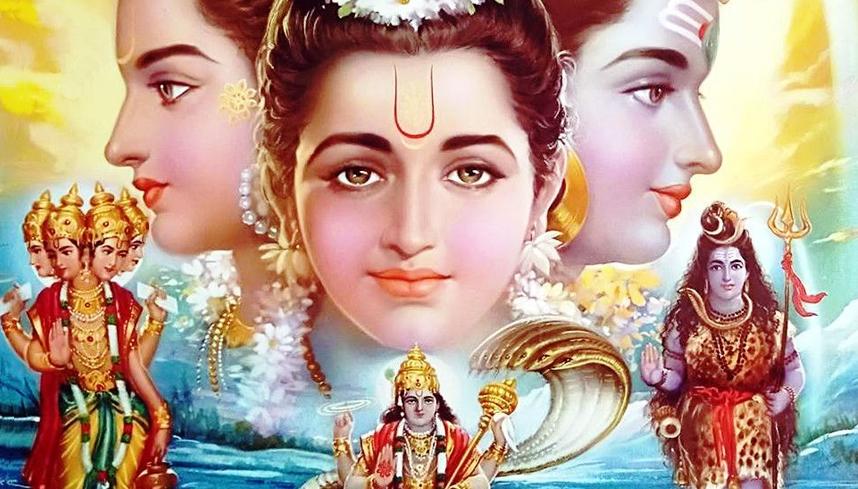 Hindouisme : qu'est-ce-que la Trimurti ?